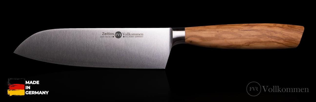 Santoku Chef's Knife