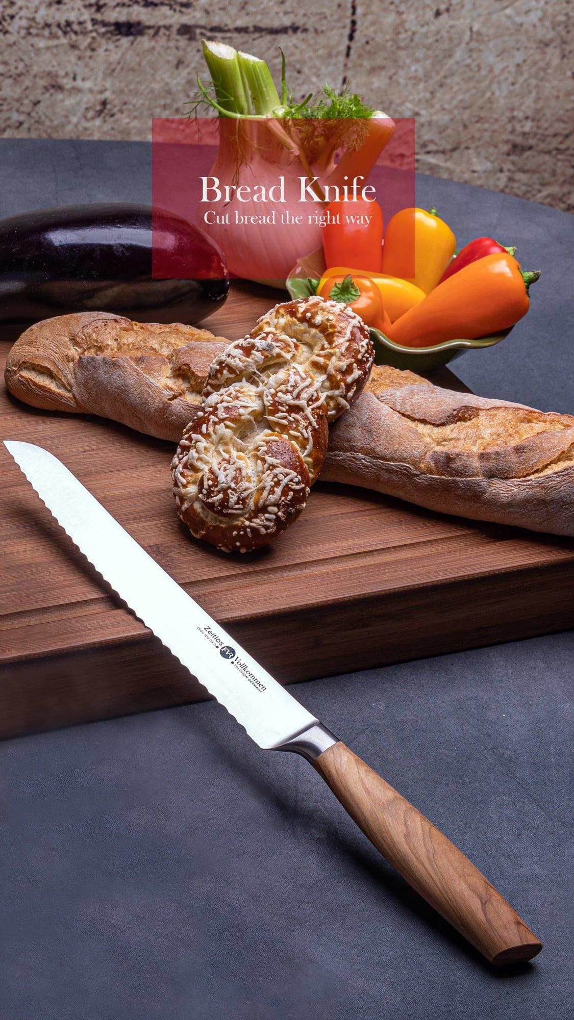 FVR Zeitlos Bread Knife