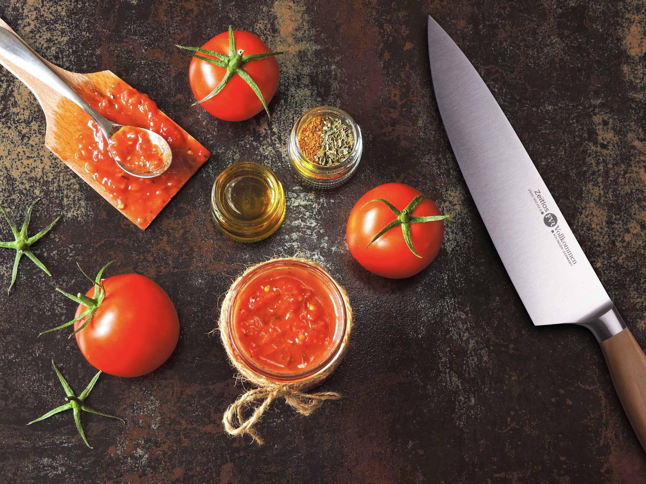 German tomato dip