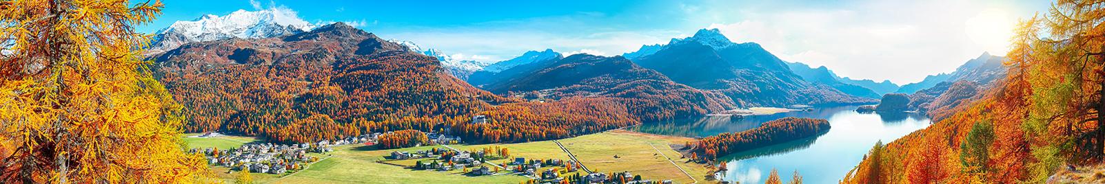 Sils im Engadin Switzerland