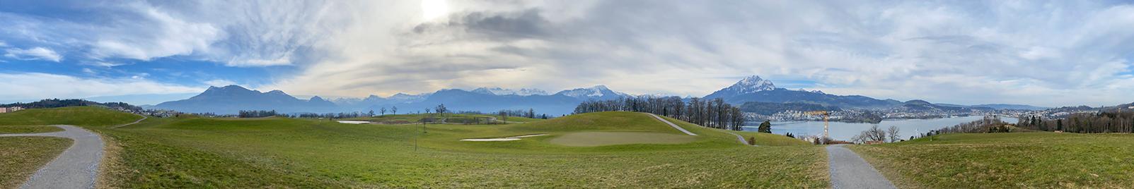 Meggen Lucerne golf club