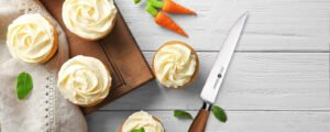 Carrot Cupcakes main banner